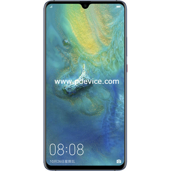 Huawei Mate 20X Smartphone Full Specification