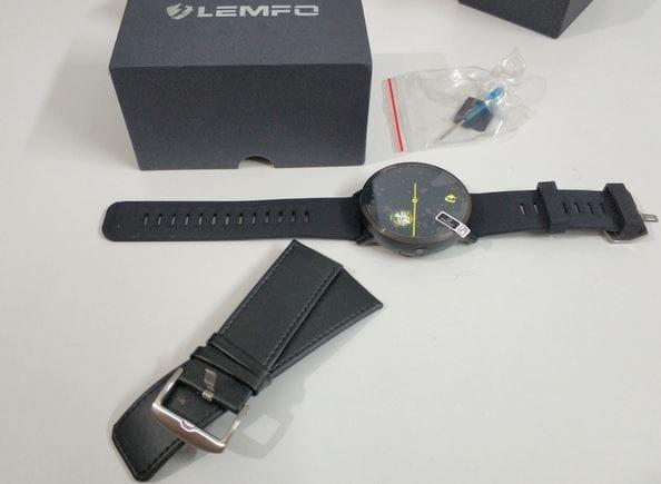 LEMFO LEM X Smartwatch Review