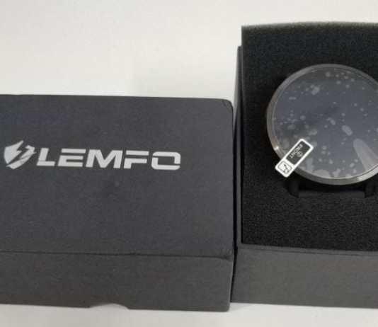 LEMFO LEMX 4G Smart Watch Phone Review