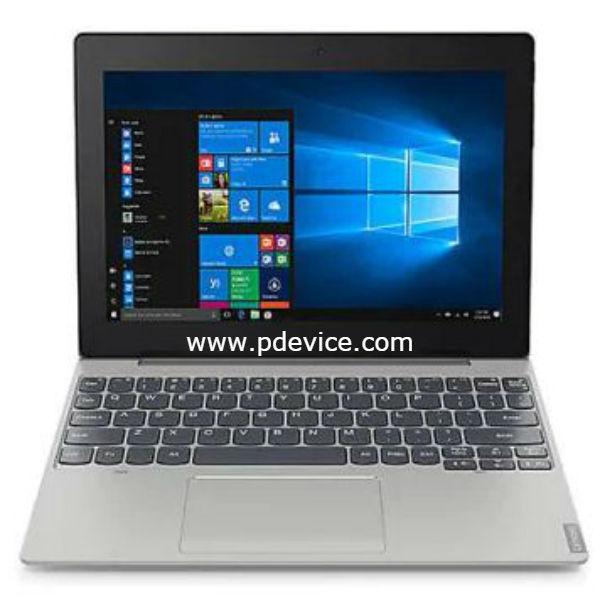 Lenovo Ideapad D330 Tablet Full Specification