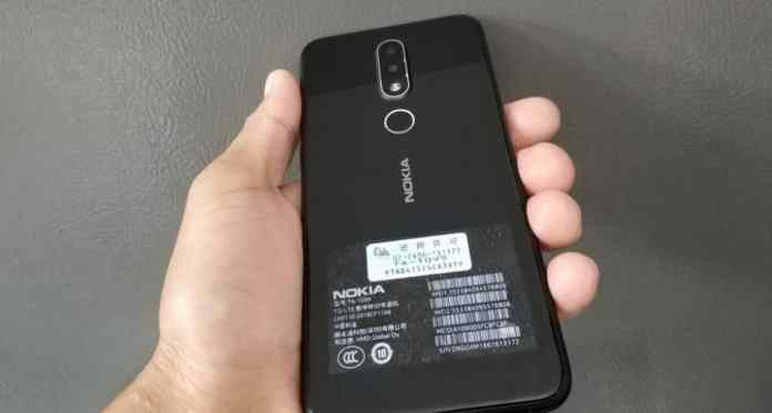 Nokia 6.1 Plus (Nokia X6) Full Review Body, Design, Camera