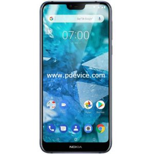 Nokia 7.1 Smartphone Full Specification