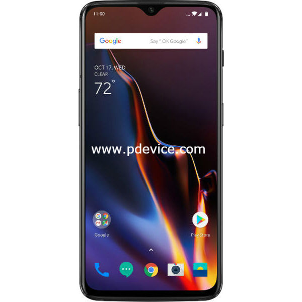 Oneplus 6T Smartphone Full Specification