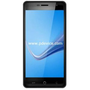 PLUZZ PL5010 Smartphone Full Specification
