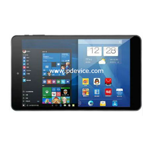 Pipo W2PRO Tablet Full Specification
