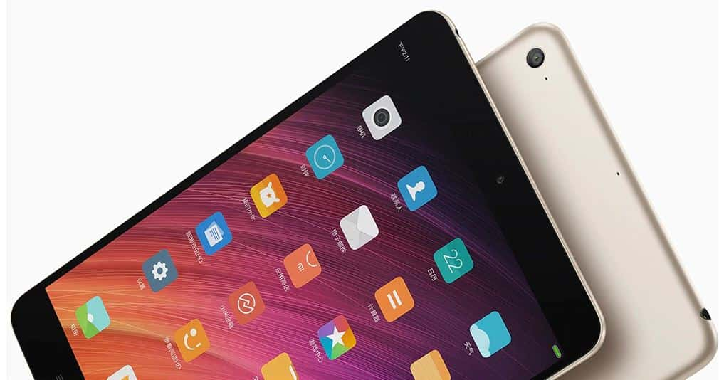 Xiaomi Mi Pad 3 with $20 Promo Code with Free Shipping
