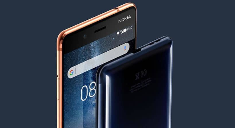 Nokia 8 Flagship Smartphone with $10 Coupon Code