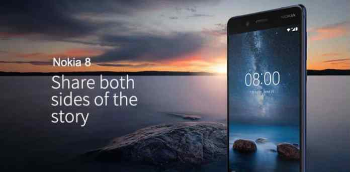 Nokia 8 Smartphone with $10 Coupon Code and Global Shipping