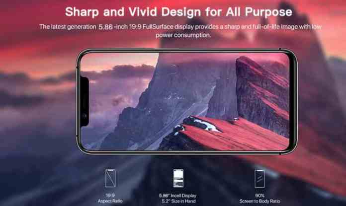 UMIDIGI One $4.4 GearBest Coupon Code
