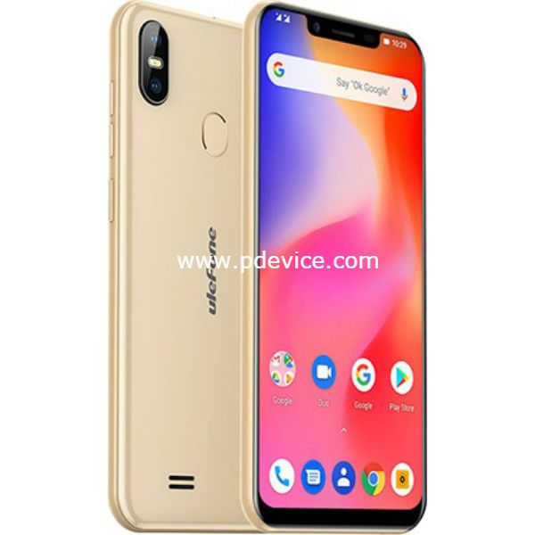 Ulefone S10 Pro Smartphone Full Specification