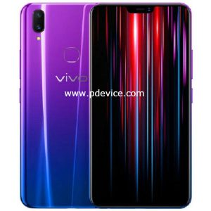 Vivo Z1 Youth Edition Smartphone Full Specification