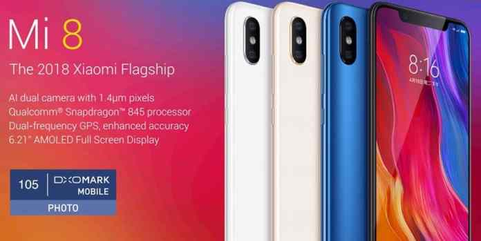 Xiaomi Mi 8 Global Version, free Shipping Coupon Code Online