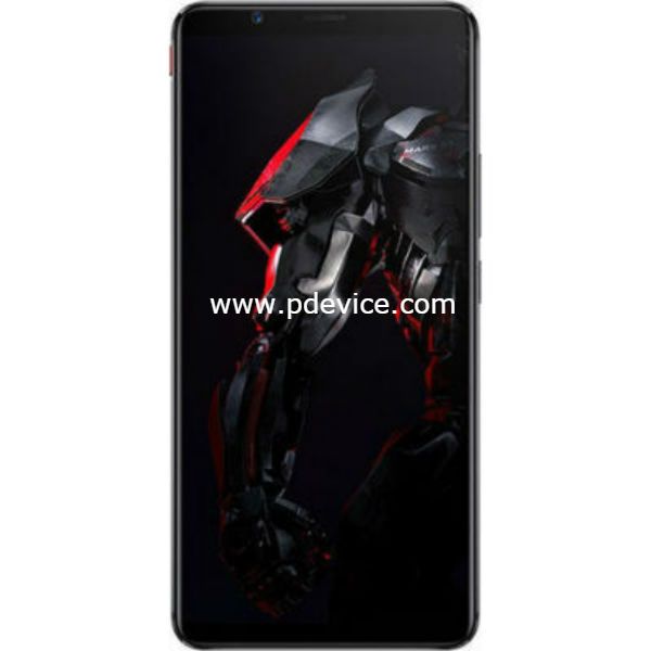 ZTE Nubia Red Magic Mars Smartphone Full Specification
