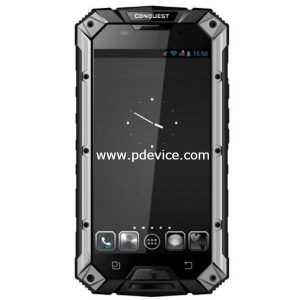 Conquest S12 Smartphone Full Specification