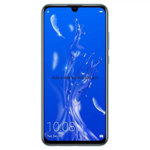 Huawei Honor 10 Lite Smartphone Full Specification