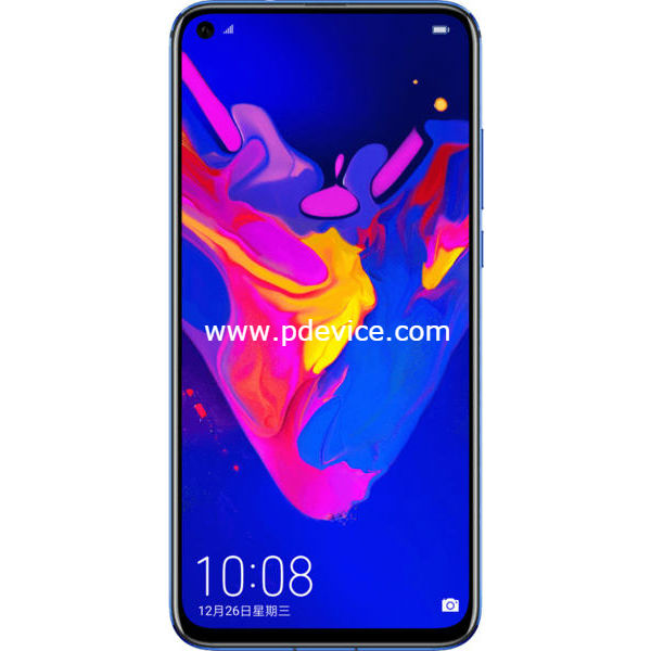 Huawei Honor V20 Smartphone Full Specification