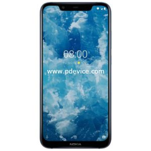Nokia 8.1 Smartphone Full Specification