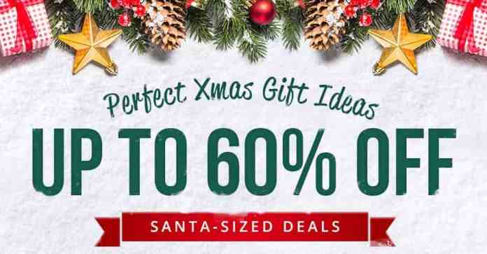 Perfect Christmas Gift Idea for Global Users Up to 60% discount