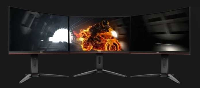AOC C24G1 23.6 Inch Curved Frameless Monitor GearBest Promo Code