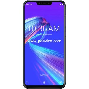 Asus ZenFone Max (M2) Smartphone Full Specification