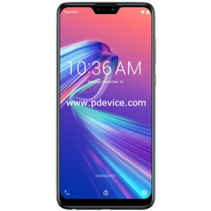 Asus ZenFone Max Pro (M2) Smartphone Full Specification