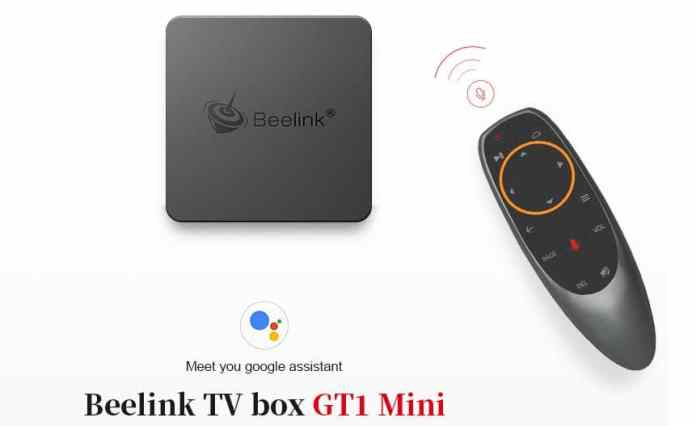 Beelink GT1 MINI TV Box Just for $59 with Global Shipping