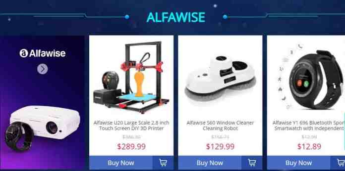 GearBest CES 2019 promotion up to 60% discounts
