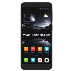 ZTE Blade A606 Smartphone Full Specification