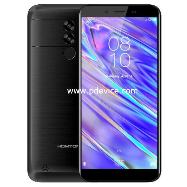 HomTom S99i Smartphone Full Specification