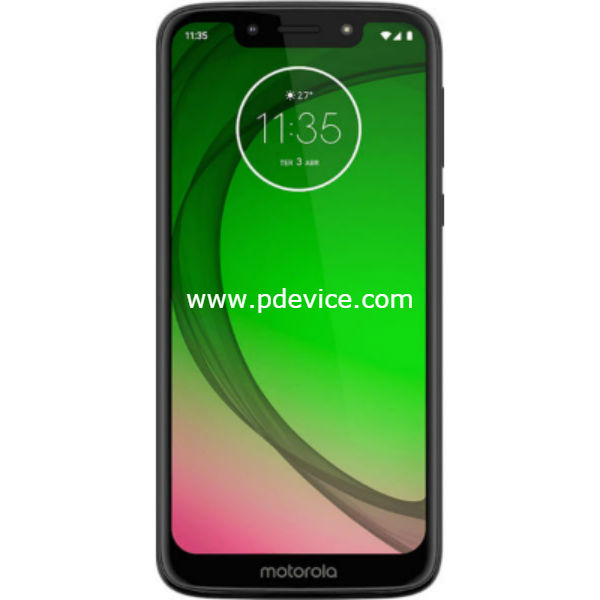 Motorola Moto G7 Play Smartphone Full Specification
