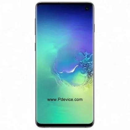 Samsung Galaxy S10 Smartphone Full Specification