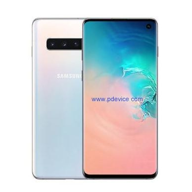 Samsung Galaxy S10 5G Smartphone Full Specification