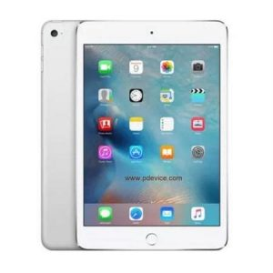 Apple iPad Mini 2019 Tablet Full Specification