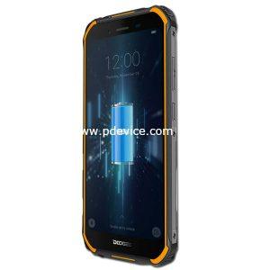 Doogee S40 Smartphone Full Specification