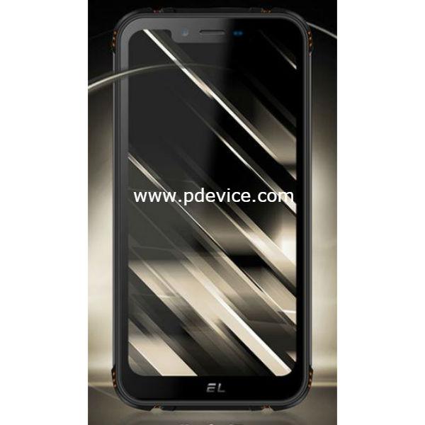 E&L S618 Smartphone Full Specification