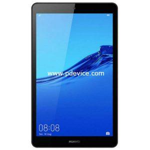 Huawei MediaPad M5 Lite 8.0 Wi-Fi Tablet Full Specification