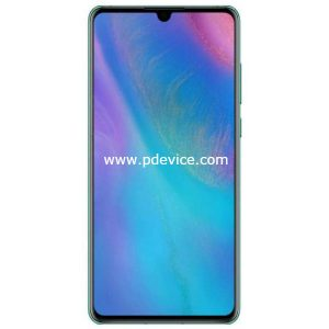 Huawei P30 Smartphone Full Specification