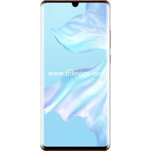Huawei P30 Pro Smartphone Full Specification