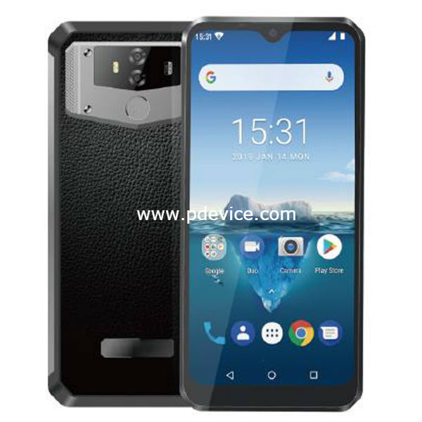 Oukitel K12 Smartphone Full Specification
