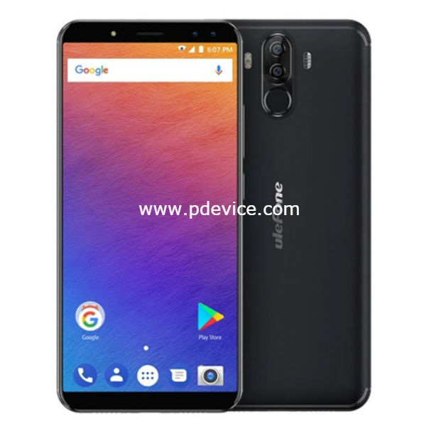 Ulefone Power 3L Smartphone Full Specification
