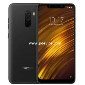 Xiaomi Pocophone F1 Lite Smartphone Full Specification