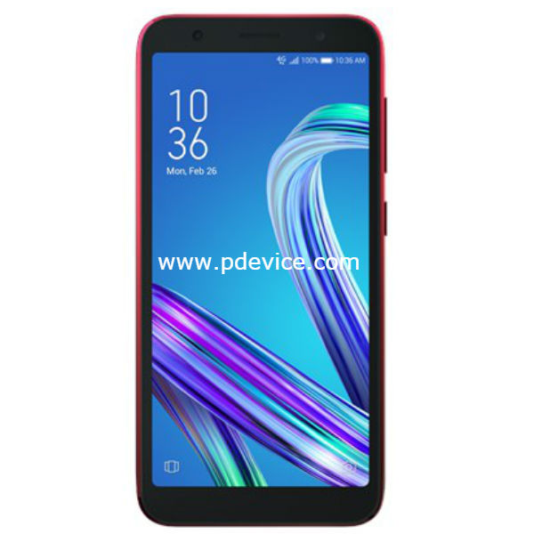 Asus ZenFone Live (L2) SD425 Smartphone Full Specification