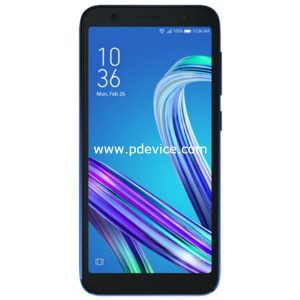 Asus ZenFone Live (L2) SD430 Smartphone Full Specification