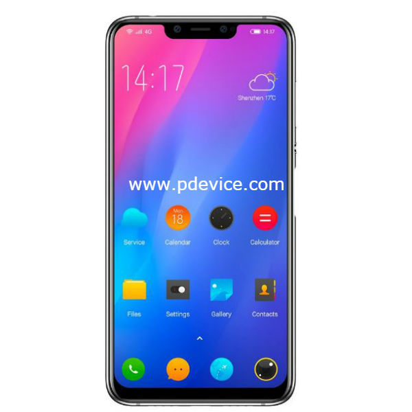 Elephone U3 Smartphone Full Specification