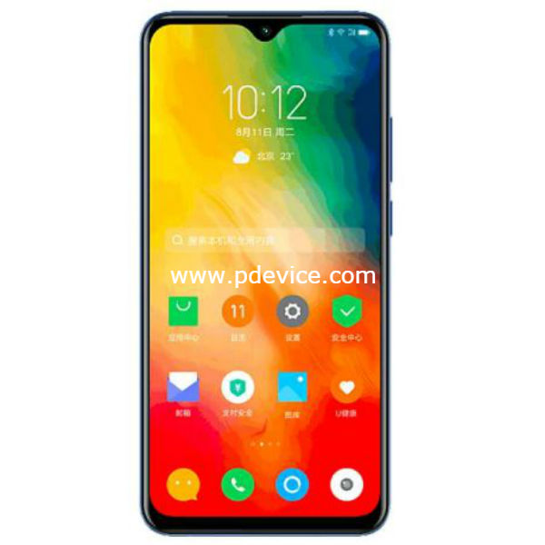 Samsung Galaxy A20 Smartphone Full Specification