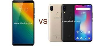 Lenovo K9 Note vs UMiDIGI Power