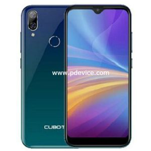 CUBOT R19 Smartphone Full Specification