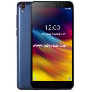Doogee X100 Smartphone Full Specification
