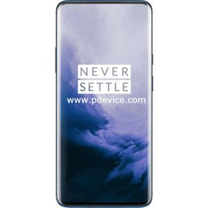 OnePlus 7 Pro Smartphone Full Specification