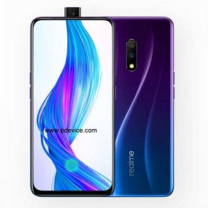 Realme X Smartphone Full Specification